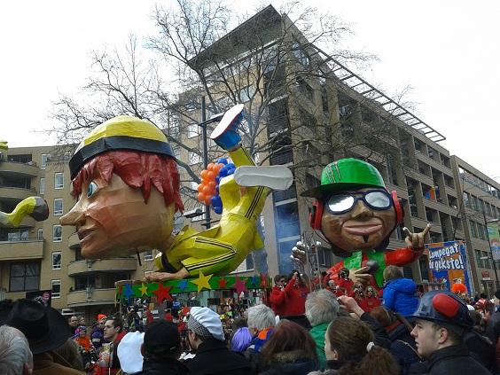 carnavalsoptocht-eindhoven
